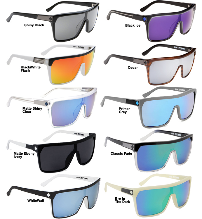 2013 Spy Flynn Sunglasses